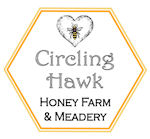 Circling Hawk Honey Farm Logo